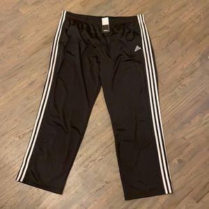 Adidas Soccer Pants Black 3XL NWT